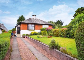 Thumbnail 1 bed semi-detached bungalow for sale in Broomknowe Cottage, Broomknowe Road, Kilmacolm, Renfrewshire