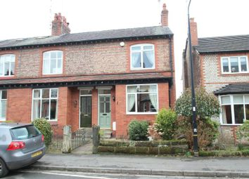 Thumbnail 3 bed end terrace house for sale in York Road, Bowdon, Altrincham