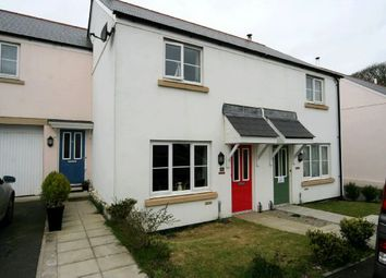 Thumbnail 2 bed terraced house to rent in Roseworthy Road, Shortlanesend, Truro