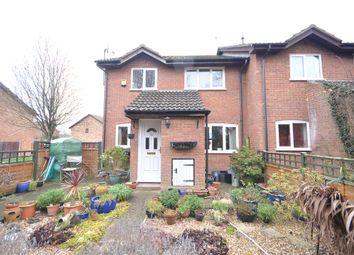 Thumbnail 2 bed terraced house for sale in Sorrells Close, Chineham, Basingstoke