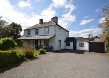 Thumbnail 5 bed country house for sale in Cemmaes, Machynlleth
