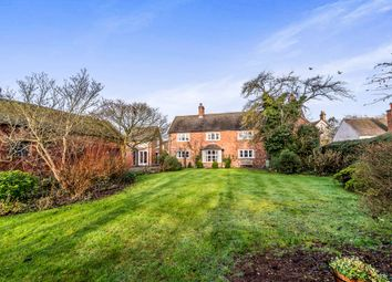 Thumbnail 4 bed detached house for sale in Alrewas Road, Kings Bromley, Burton-On-Trent