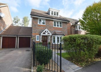 Thumbnail 3 bed link-detached house for sale in The Lindens, Mytchett