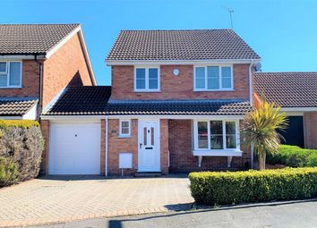 Thumbnail 3 bed detached house for sale in Sandringham Way, Frimley, Camberley, Surrey