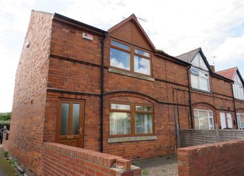 Thumbnail 3 bed end terrace house for sale in Laughton Road, Dinnington, Sheffield
