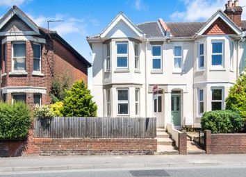 Thumbnail 3 bedroom end terrace house for sale in Romsey Road, Southampton, Hampshire
