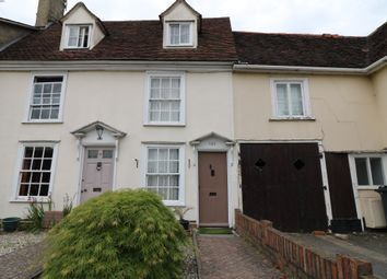 Thumbnail 2 bed cottage to rent in Head Street, Halstead
