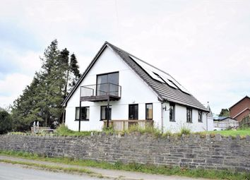 Thumbnail 4 bedroom detached house for sale in Coed Lodge, St Harmon, Rhayader