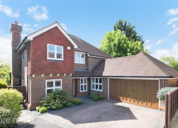 Thumbnail 4 bed detached house for sale in Abingdon Close, Worcester Park