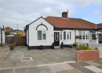 Thumbnail 2 bed semi-detached bungalow for sale in Huntcliffe Gardens, Heaton, Tyne And Wear