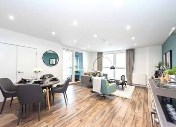 Thumbnail 2 bed flat for sale in Trinity Corner, Becontree Heath, London