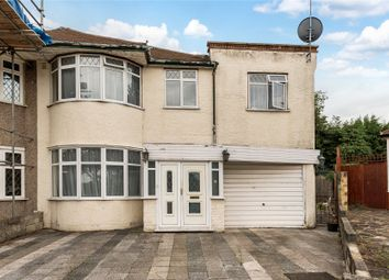 Thumbnail 3 bed semi-detached house for sale in Stuart Road, East Barnet