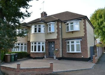 Thumbnail 5 bed semi-detached house for sale in Waterhall Avenue, London