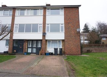 Thumbnail 3 bed town house to rent in Buckleigh Way, London