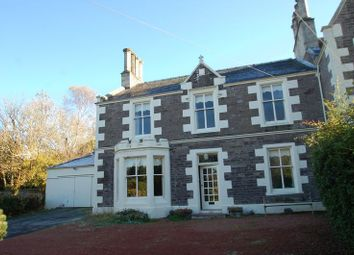Thumbnail 5 bed semi-detached house for sale in Cleghorn Road, Lanark