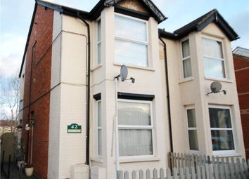 Thumbnail 1 bed flat for sale in Glebe Road, Egham, Surrey