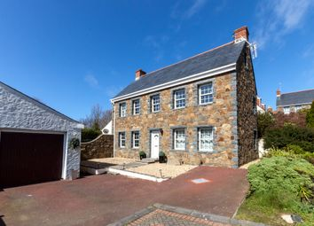 Thumbnail 5 bed detached house for sale in Rue De La Sonnerie, St. Pierre Du Bois, Guernsey