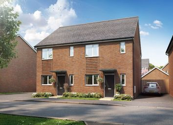 Thumbnail 3 bed semi-detached house for sale in Carsington Road, Hilton