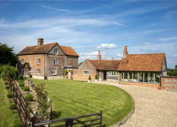 Thumbnail 4 bed detached house for sale in Well Street (Lot 1), Burghclere, Newbury, Berkshire