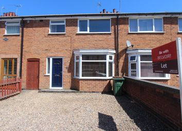 Thumbnail 3 bed town house for sale in Estoril Avenue, Leicester