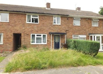 Thumbnail 3 bed terraced house for sale in Arlescote Road, Solihull, West Midlands