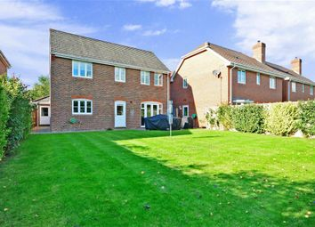 Thumbnail 4 bed detached house for sale in Caspian Close, Fishbourne, Chichester, West Sussex