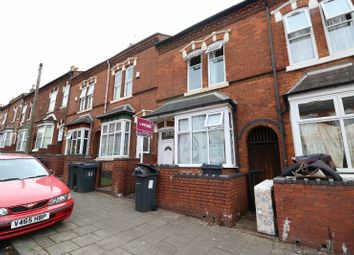 Thumbnail 3 bedroom terraced house for sale in Boulton Road, Handsworth