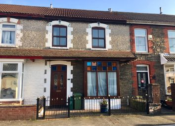 Thumbnail 3 bed terraced house for sale in Dorothy Street, Trallwn, Pontypridd
