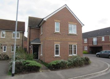 Thumbnail 3 bed detached house to rent in Appleby Way, Lincoln