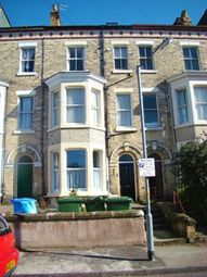 Thumbnail 1 bed flat to rent in Flat 5, 6 Cromwell Terrace, Scarborough