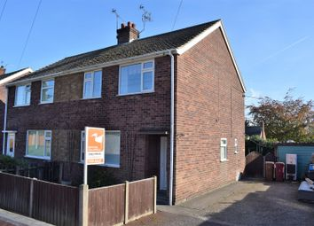 Thumbnail 3 bed semi-detached house for sale in Poplar Drive, Broughton, Brigg