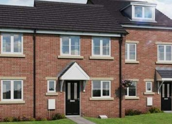 Thumbnail 2 bed terraced house to rent in Kirkfields, Sherburn Hill, Durham