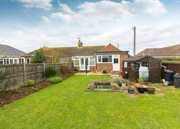 Thumbnail 2 bed semi-detached bungalow for sale in Victoria Road, Capel-Le-Ferne, Folkestone