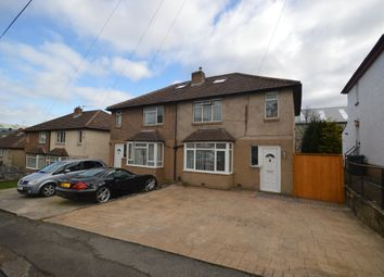 Thumbnail 3 bedroom semi-detached house for sale in Yew Green Avenue, Huddersfield, West Yorkshire