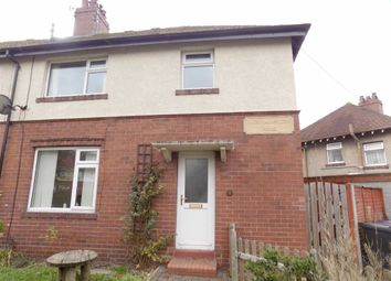 Thumbnail 2 bed semi-detached house for sale in Westminster Road, Leek, Staffordshire
