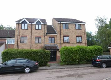 Thumbnail 1 bedroom flat to rent in Markwell Wood, Harlow, Essex