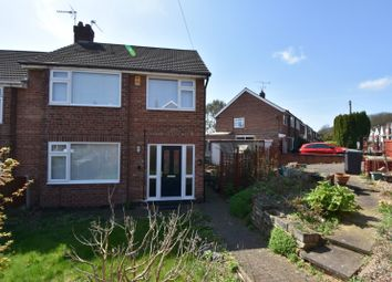 Thumbnail 3 bedroom semi-detached house for sale in Greenland Crescent, Chilwell