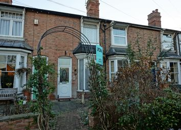 Thumbnail 2 bed terraced house for sale in Albion Terrace, Water Orton, Birmingham