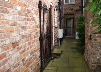 Thumbnail 1 bed terraced house to rent in Charlotte Street, Macclesfield
