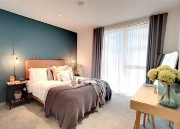 Thumbnail 2 bed flat for sale in The Taper Building, Long Lane, London