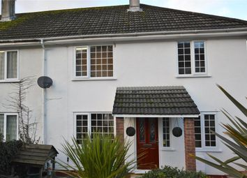 Thumbnail 3 bed end terrace house for sale in Erle Gardens, Plymouth, Devon