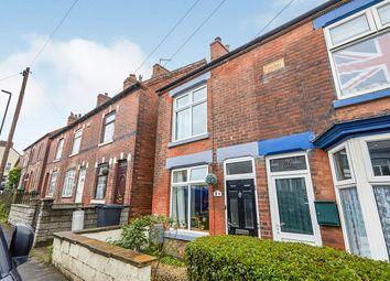 Thumbnail 4 bed semi-detached house for sale in Swadlincote Road, Woodville, Swadlincote, Derbyshire
