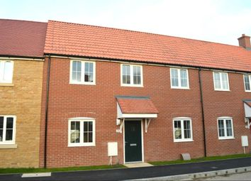 Thumbnail 3 bed terraced house for sale in Long Orchard Way, Martock, Somerset