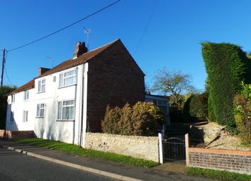 Thumbnail 2 bed cottage for sale in St. Margarets, High Street, Marton, Gainsborough