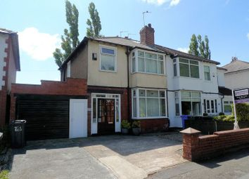 Thumbnail 3 bed semi-detached house for sale in Ainsworth Road, Bury