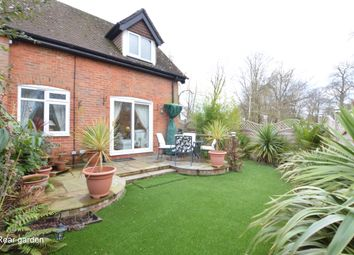 Thumbnail 2 bed end terrace house to rent in Horsehill, Norwood Hill, Horley, Surrey