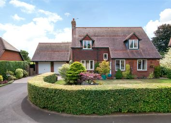 Thumbnail 4 bedroom detached house for sale in Holm Oak Close, Littleton, Winchester, Hampshire