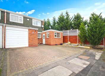 Thumbnail 3 bed town house for sale in Arden Close, Balsall Common, Coventry