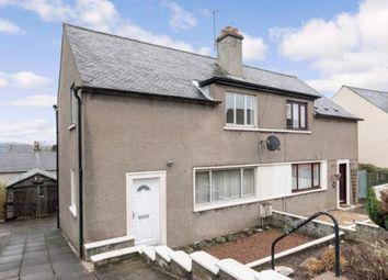 Thumbnail 3 bed semi-detached house for sale in Clark Street, Bannockburn, Stirling, Stirlingshire
