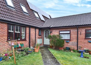 Thumbnail 2 bed terraced bungalow for sale in Princess Court, Queens Road, Blandford Forum, Dorset